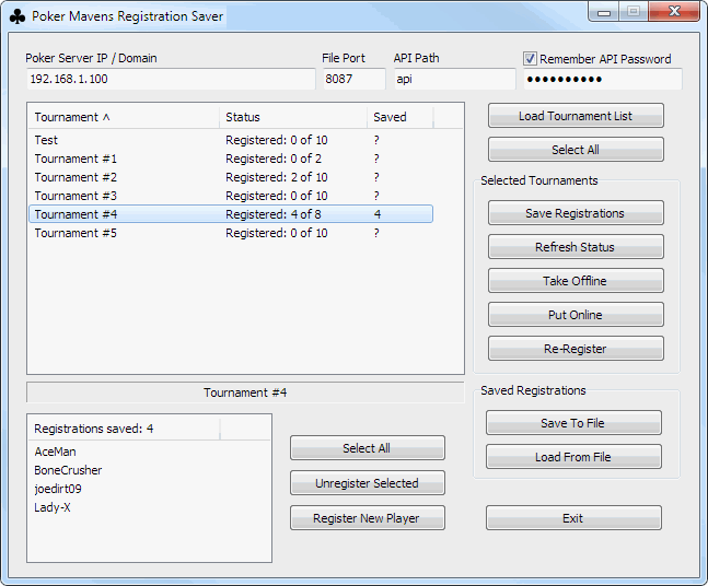 Briggs Softworks: Poker Mavens - Utility Programs